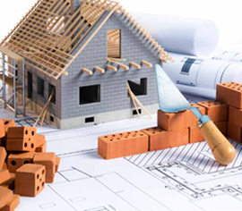 Construction of house property